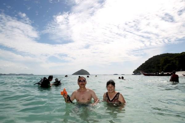 2013年8月结婚六周年纪念 泰国普吉岛7天5晚全家游——带上父母和女儿