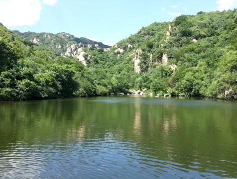 百泉山風景區