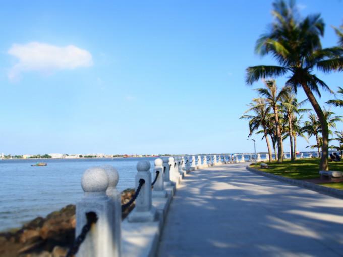 湛江海滨公园        图片