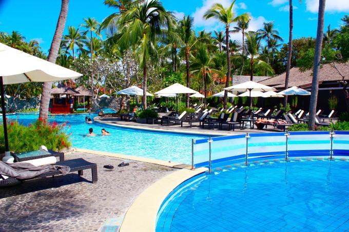 美利亚巴厘岛度假村
