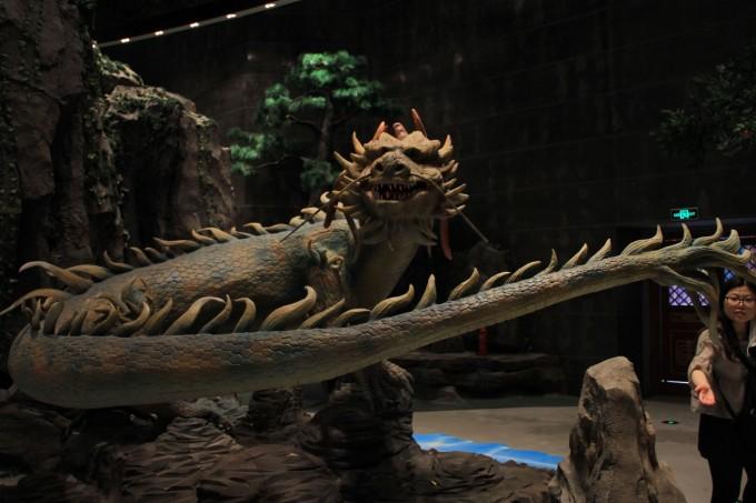 横店中国世界野生动物标本馆