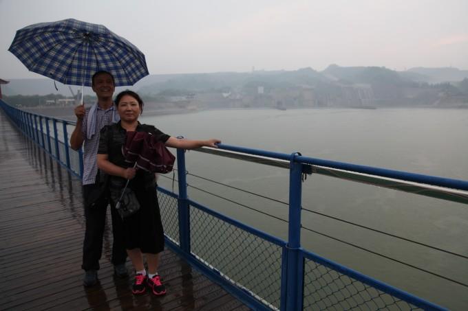 洛阳黄河小浪底风景区