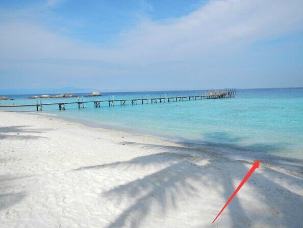 热浪岛,浪中岛,停泊岛浮潜