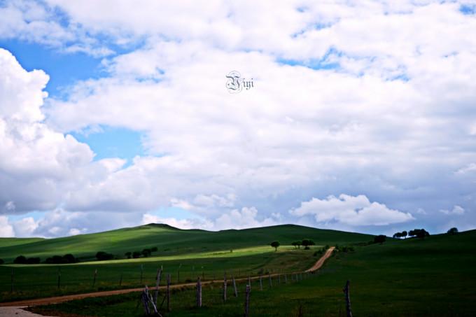 乘着风 游荡在蓝天边 - 锡林格勒盟漫游,锡林浩特旅游图片