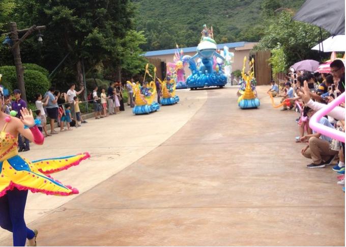 广州长隆野生动物园 珠海海洋王国游记