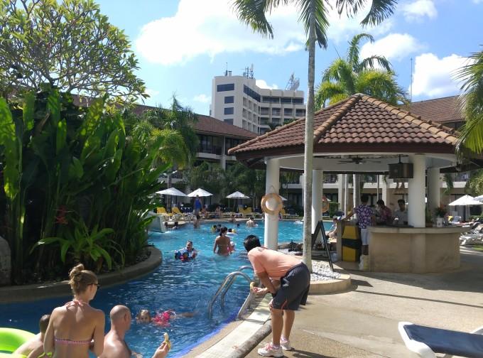 普吉岛森塔拉卡伦度假酒店