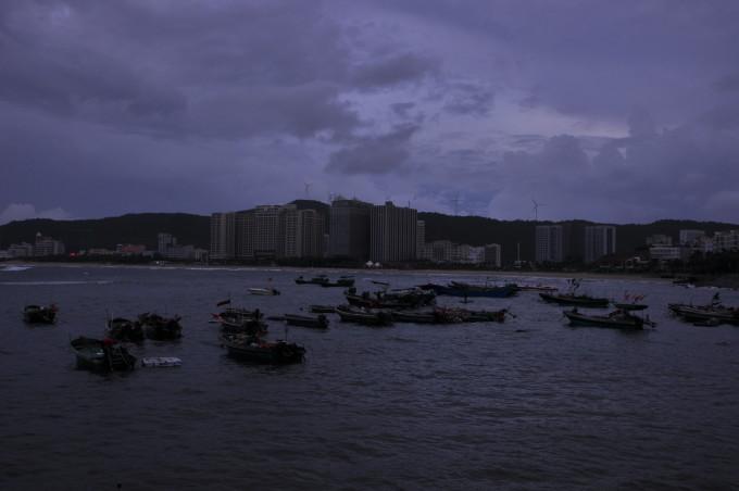 中国十大最美海岛广东阳江海陵岛