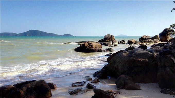 珊瑚岛也称蓝钻岛,岛上以娱乐项目为主