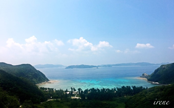 海云红处之冲绳--琉璃记历--冲绳本岛--渡嘉敷岛(详细