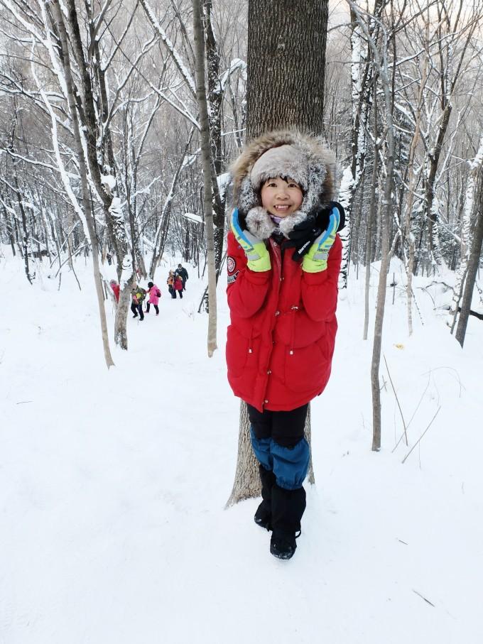 冬季到东北来看雪(哈尔滨-雪谷-雪乡-长白山-雾凇岛)