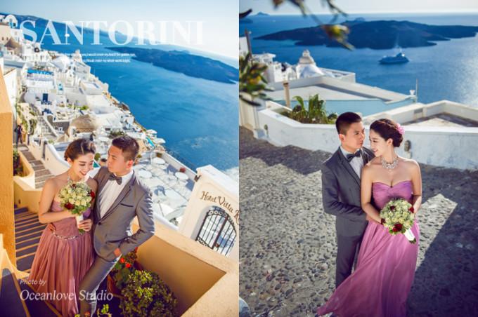 摄影师中的圣托里尼婚纱摄影-拍摄篇