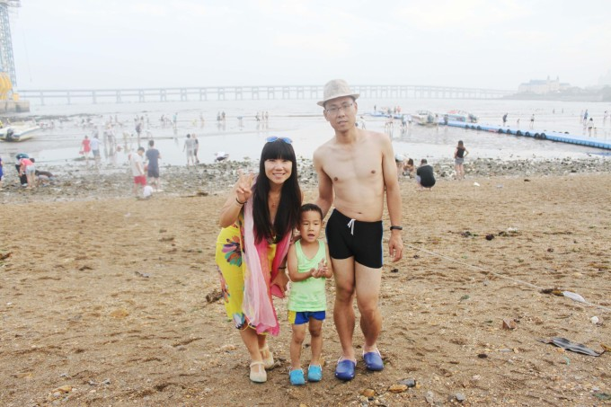 星海湾海水浴场